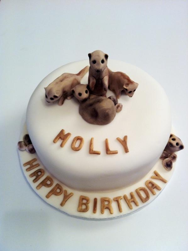 Meerkat Cake Brownie S Blog