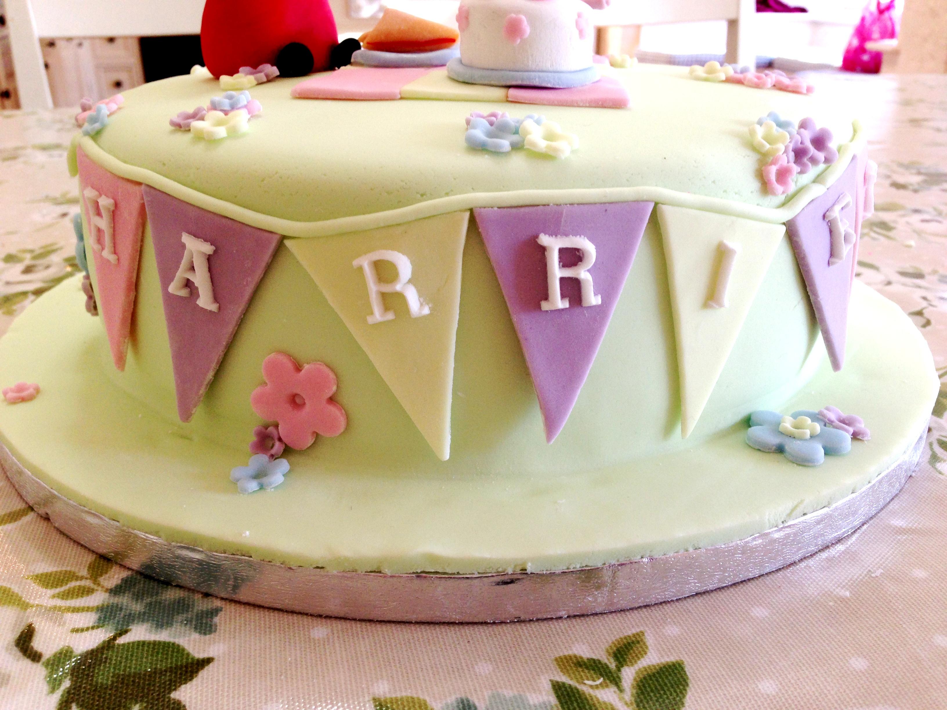 Peppa Pig Cake | Brownie's Blog